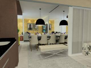 Residencial Bosque Ventura Boulevard Club Grupo AM Design