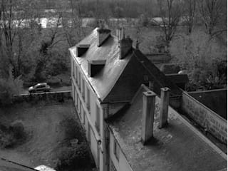 Belle Ville Atelier d'Architecture Tường & sàn phong cách kinh điển