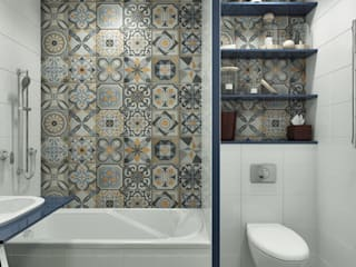 Scandinavian style bathroom by Pure Design Scandinavian