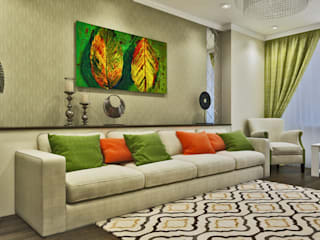 Modern living room by Pure Design Modern