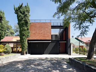 Sordo Mudo: Casas de estilo  por Taller 503 / Diseños y proyectos Arquitectónicos, SA de CV