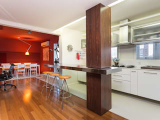 Johnny Thomsen Arquitetura e Design Modern Mutfak