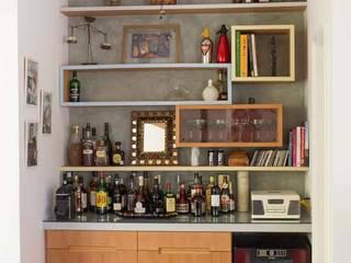 Apartamento TaMa Adegas modernas por Infinitta - arte | design | arquitetura | interiores | vm Moderno