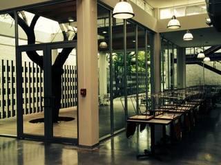 Comedor Industrial Gastronomía de estilo moderno de Apx Taller de Arquitectura Moderno