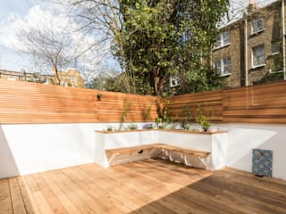 Extension and renovation, Kensington W14 Modern terrace by TOTUS Modern