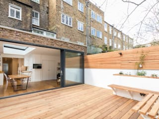 Extension and renovation, Kensington W14 Modern houses by TOTUS Modern