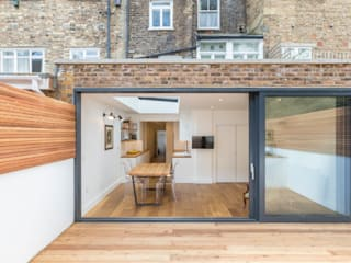 Extension and renovation, Kensington W14:  Houses by TOTUS