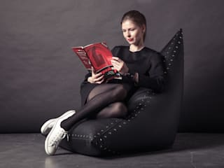 Мешок в Дом Living roomSofas & armchairs Fake Leather Black