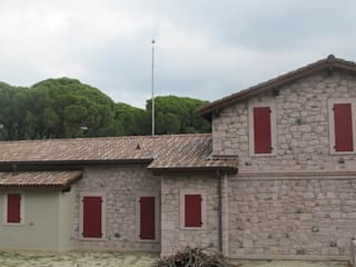 Plano Mimarlık ve Teknoloji Casa rurale Pietra