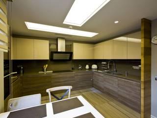 Plano Mimarlık ve Teknoloji KitchenCabinets & shelves
