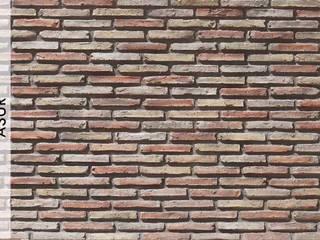 Tuğla Panel de Sena Stone Mediterráneo