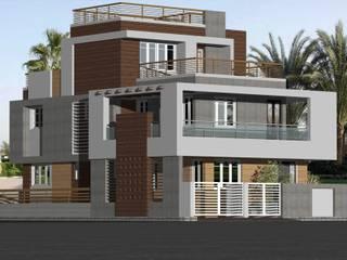 Tameer studio Modern houses