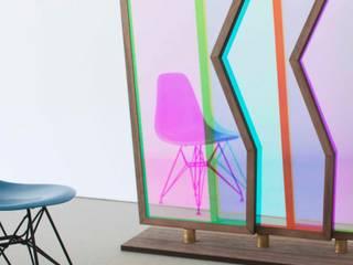 Manipulate your habitat Roomdivider concept van Studio Mind
