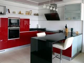 Gri Yapı Dekorasyon – Mutfak Tadilat Dekorasyon : minimalist tarz , Minimalist