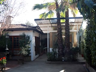 ampliación cocina: Casas de estilo  por PARQ Arquitectura