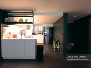 분당 K 하우스: 잉글랜드버틀러의  주방
