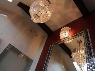 łazienka Nowoczesna łazienka od Architektura Wnętrz Nowoczesny