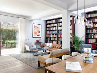 Modern living room by Egue y Seta Modern