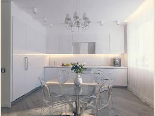 Dapur oleh Tutto design, Minimalis