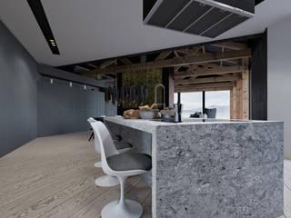 Keuken door ATO Studio
