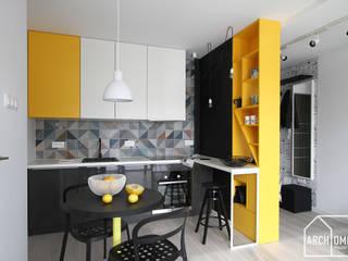 Moderne Küchen von Archomega Modern