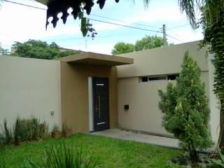 casa Ale - Resistencia Chaco: Casas de estilo moderno por Arq.Rubén Orlando Sosa
