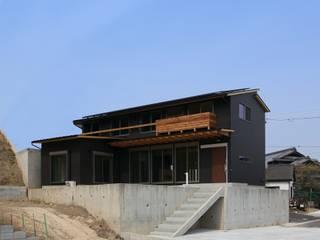 Klasyczne domy od 加門建築設計室 Klasyczny
