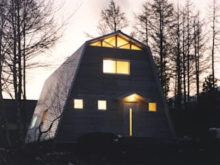 一級建築士事務所アトリエm Country style house