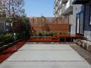 modern Garden by NOD GARDEN