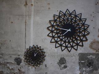 Horloge TIMELACE - La cabane de Jeanne par La cabane de Jeanne Minimaliste