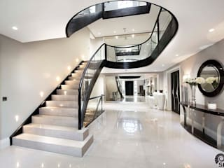 Corridor, hallway by Smet UK - Staircases