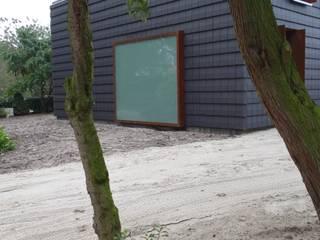 Nieuwbouw woning Staategaard - Tielemans Moderne huizen van bv Mathieu Bruls architect Modern