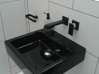 D190: styl , w kategorii Łazienka zaprojektowany przez PT-Wnętrza Pracownia Projektowa ,