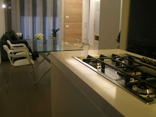 casa AG: Cucina in stile  di WhiteArchitetti