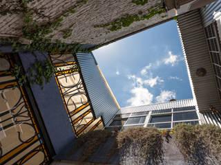 Galpón Lola Casas industriales de Pop Arq Industrial