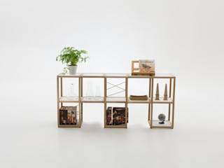 Le zie di Milano HouseholdHomewares Parket Wood effect