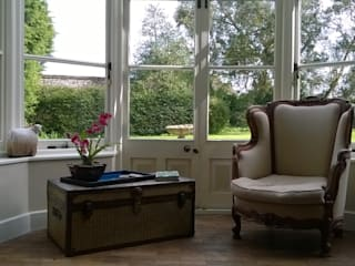 Period property near Ashford Classic style conservatory by Bandon Interior Design Classic