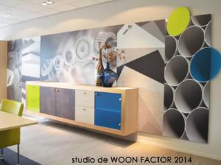 VERGADERRUIMTES VINK KUNSTSTOFFEN B.V.:   door studio de WOON FACTOR
