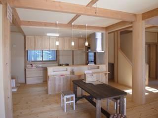 作品: N建築設計室が手掛けたダイニングです。,
