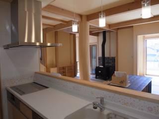 作品: N建築設計室が手掛けたキッチンです。,