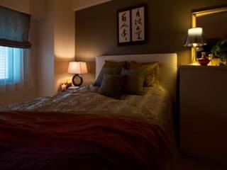 寝室: RON DESIGNが手掛けたです。