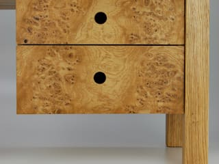 Bench / Chest of drawers Meble Autorskie Jurkowski DormitoriosArmarios y cómodas Madera Acabado en madera