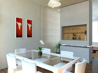 Modern dining room by IDEA Studio Arquitectura Modern