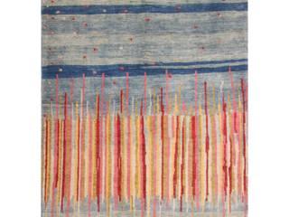 14679 EDELGRUND Gabra Teppich 207 x 150 cm: modern  von Art Oriental Teppiche-Möbel-Antiquitäten Handelsgesellschaft mbH,Modern