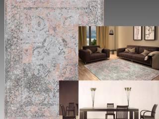 Makalu Antique Design Teppich 300 x 200 cm: modern  von Art Oriental Teppiche-Möbel-Antiquitäten Handelsgesellschaft mbH,Modern