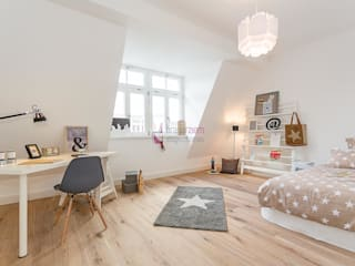 Modern Kid's Room by staged homes Modern