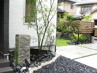 和モダン: TARUSHI  TheGardenWorkeres  HIroshimaが手掛けた折衷的なです。,オリジナル