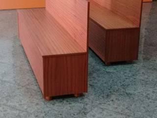 Cooperativa de la madera 'Ntra Sra de Gracia' Corridor, hallway & stairsSeating