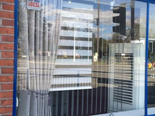 external display window 1:   by Ashley Blinds & Curtains