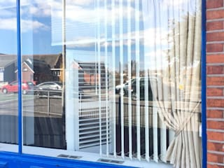 external display window 2:   by Ashley Blinds & Curtains